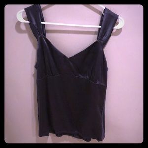 Ann Taylor Gray camisole